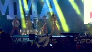 Mandinga si Connect-R - Ce poveste - LIVE @ Media Music Awards 2014