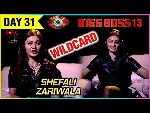 Bigg Boss 13 | WILD CARD Entry Shefali Zariwala | HOME DELIVERY Task For Housemates | Episode Update