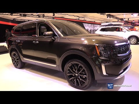 2019 KIA Telluride SX V6 - Exterior and Interior Walkaround - 2019 New York Auto Show