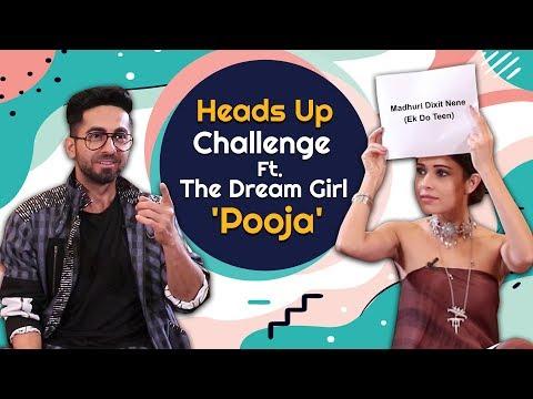 Ayushmann Khurrana & Nushrat's MOST ENTERTAINING Heads Up Challenge | Dream Girl | Kareena Kapoor Mp3