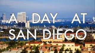 A Day At San Diego (Miniature Tilt Shift Video)