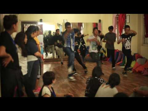 Top Rock Basic By Music In Motion Dance Academy