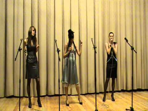 Студия эстрадного вокала Forte г.Минск 2007г.
