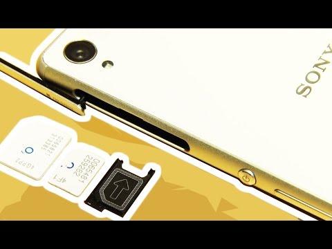 Sony Xperia Z3 Insert Sim Card?
