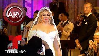 La boda de Chiquis Rivera estará llena de sorpresas | Al Rojo Vivo | Telemundo