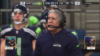 Madden 19 | Big George Vs. Killer Mike | Seahawks Club Series