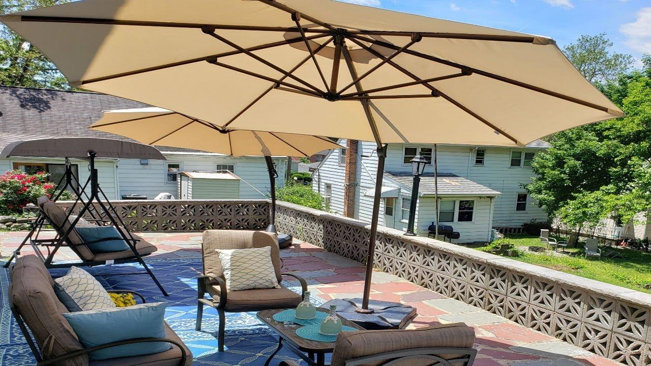 abba patio umbrella review