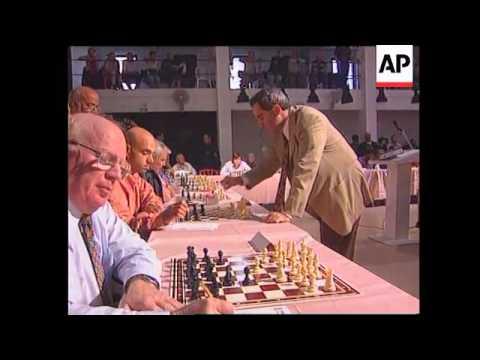 Israel - Kasparov defeated by former dissident