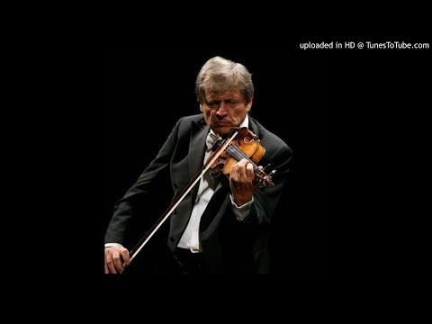 Brahms: Violin Sonata n 1 | Uto Ughi | Pier Narciso Masi (18.5.1977)