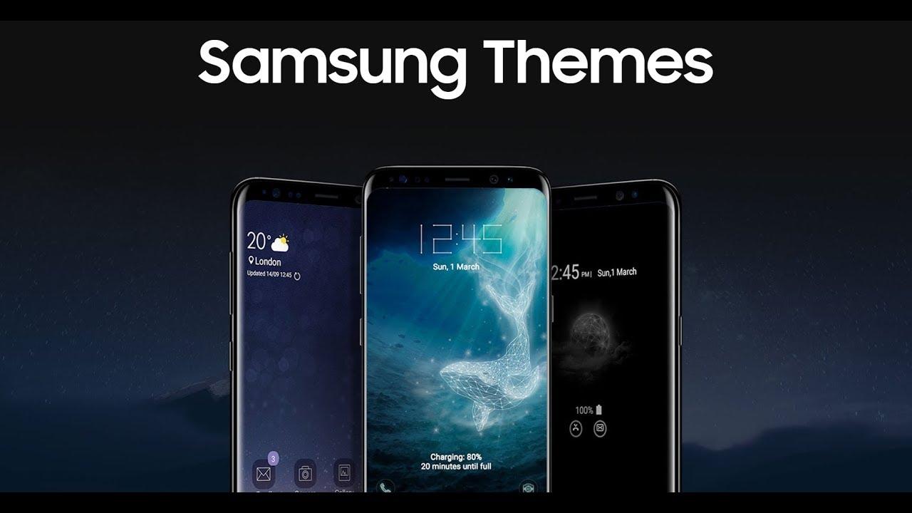 5011647bd56 Temas de pago Samsung gratis nuevo metodo 2018 Android Nougat - YouTube