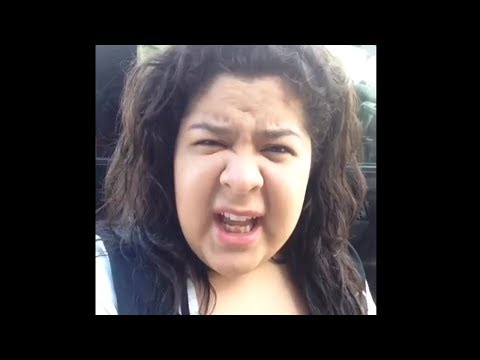 a vine compilation but its only Raini Rodriguez