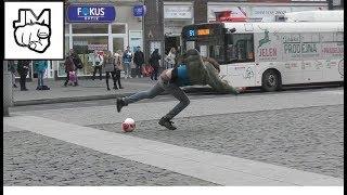 FOOTBALL PRANK / MÍČ PLNÝ KAMENŮ (JM CREW)