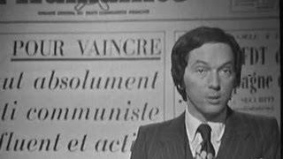 JT 13H : émission du 8 octobre 1974