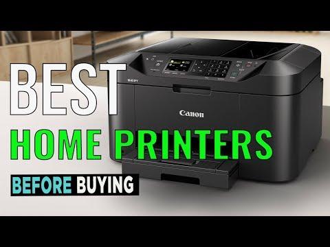 TOP 4: Best Home Printers 2017