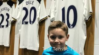 Tottenham Hotspur Football Club Stadium Tour | Spurs @ White Hart Lane