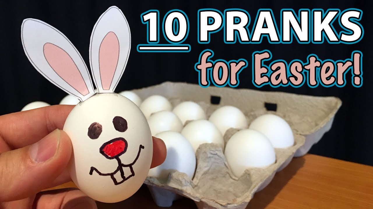 10 best easter april fools pranks on family youtube 10 best easter april fools pranks on family negle Choice Image