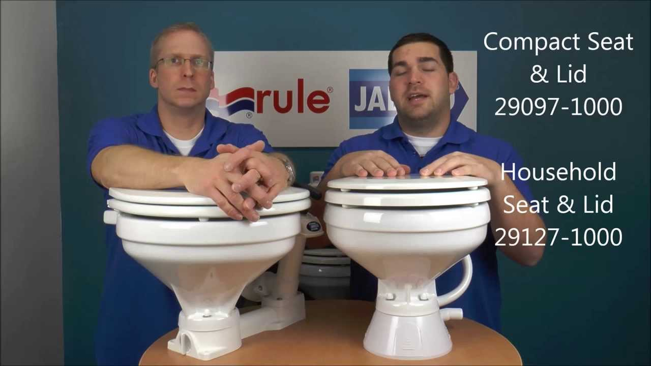 Jabsco What Size Toilet Bowl Do I Have Youtube