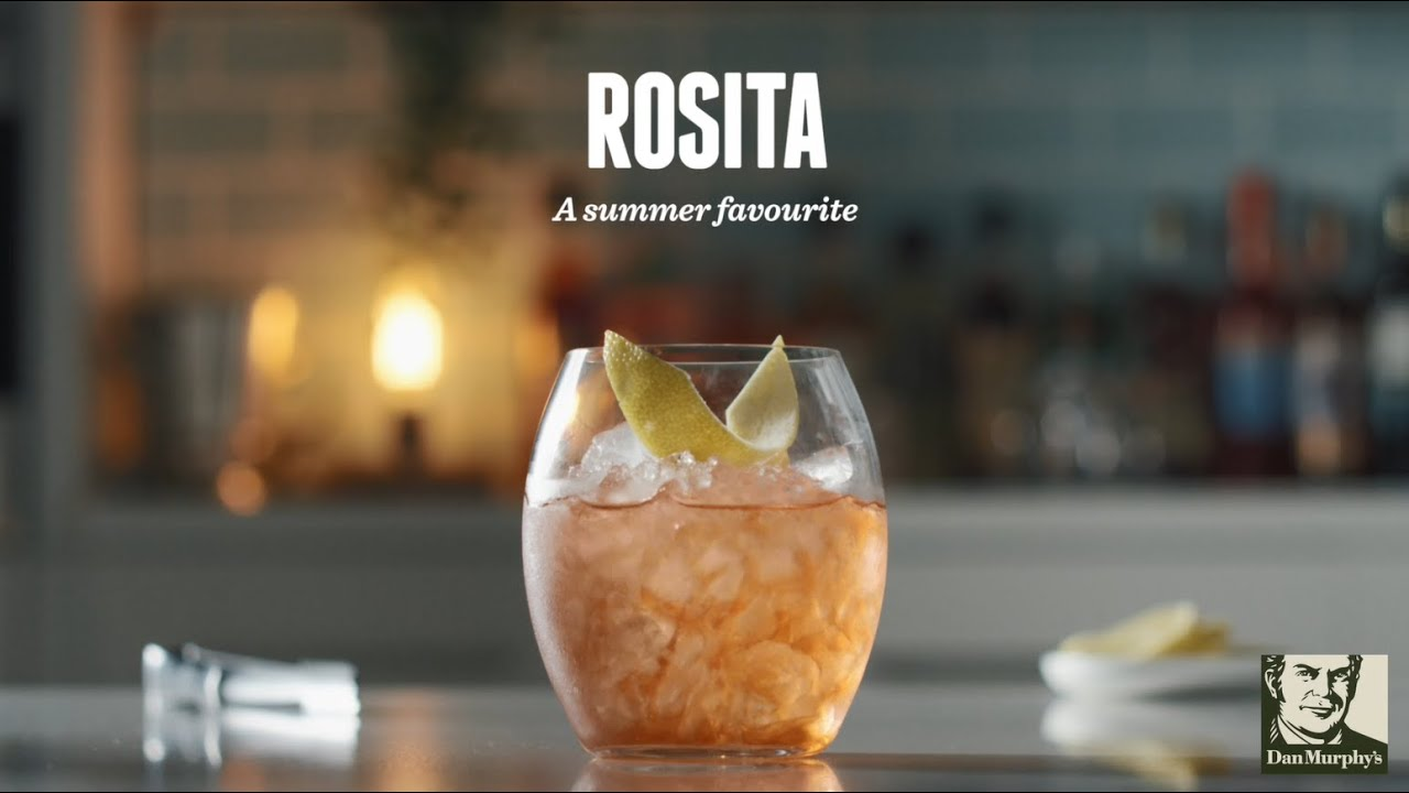 How to make a Rosita | Cocktail Recipes