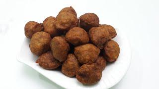 বিকেলের নাস্তায় পাকা কলার বড়া রেসিপি//কলার পিঠা রেসিপি//Kolar Bora recipe