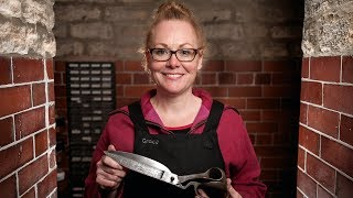 Mum Of Two Crafts Knives And Scissors For A Living: Forged In Britain