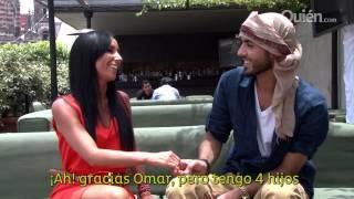 Inés Gómez Mont entrevista a Omar Borkan Al Gala