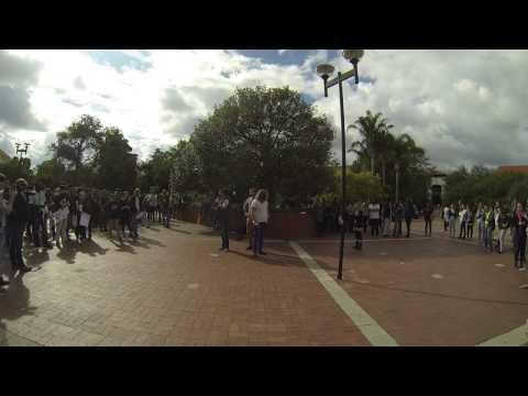 Stellenbosch students demand better security