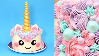 GATEAU LICORNE KAWAII - UNICORN CAKE - CARL IS COOKING - Stafaband