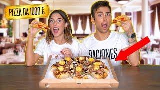 PROVO LA PIZZA PIÚ COSTOSA D'ITALIA *CON IL MIO CONTO HYPE*