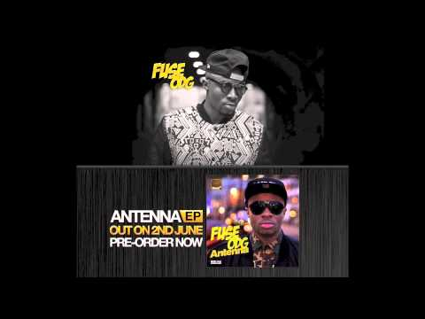 Fuse ODG - Antenna (Afrobeats Remix ft. Wande Coal, Sarkodie & R2bees)