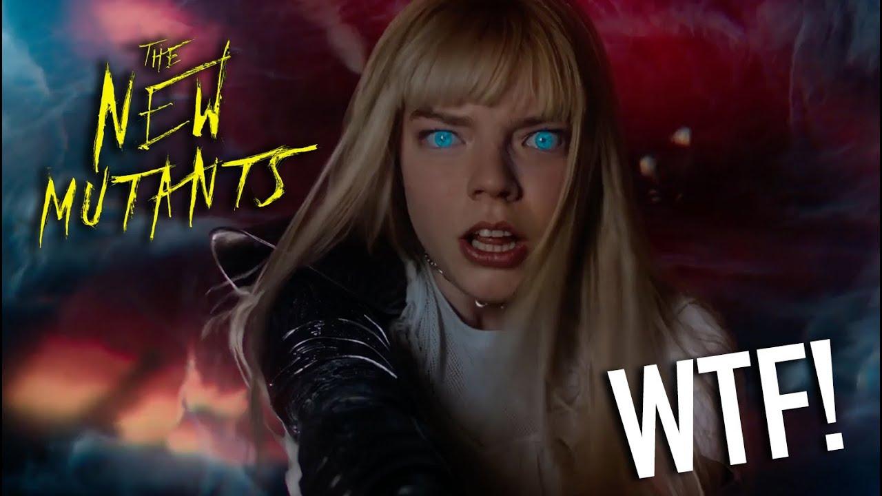 Cosas que no tienen sentido en New Mutants