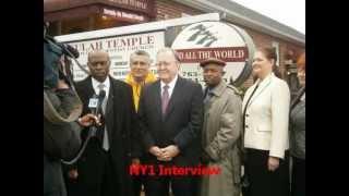 North American Division Visits Beulah Temple SDA