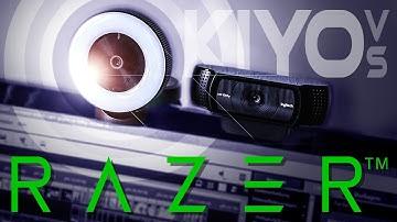 Griff ins Klo   RAZER Kiyo v.s. Logitech C920 HD Pro   Streaming Webcam Vergleich   Test   Unboxing