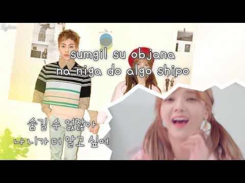 AOA Jimin (지민) Feat. EXO Xiumin (시우민) - Call You Bae (야 하고 싶어) (Karaoke/Instrumental)