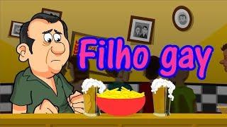 vuclip Filho conta que é gay e pai conta pro melhor amigo!