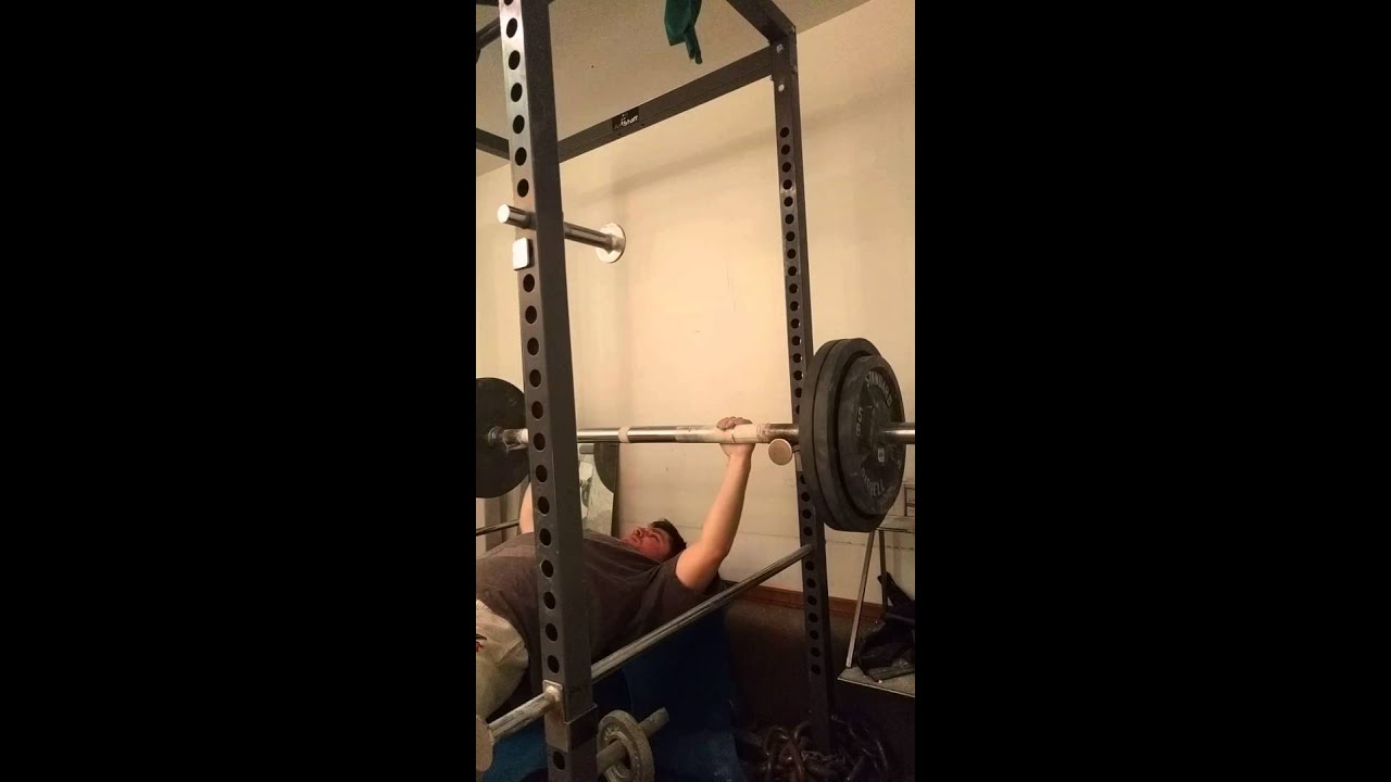 400 Lb Bench Press Club Part - 40: Dinosaur Training: 300 Lbs Bench Press At 175