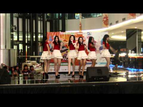 TINA WITH D'GIRL Live Perform @FX.mp4