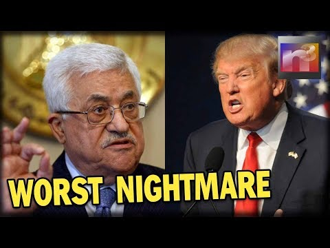 Jew Haters Are FREAKING OUT After Trump Pushes for Palestinians WORST NIGHTMARE to Come True