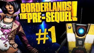 Thumbnail für das Borderlands: The Pre-Sequel Let's Play