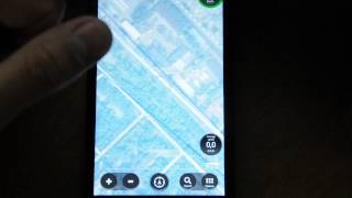 обзор программы ViewRanger GPS часть 1