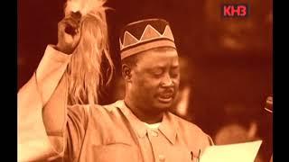 Jomo Kenyatta vs Jaramogi Odinga
