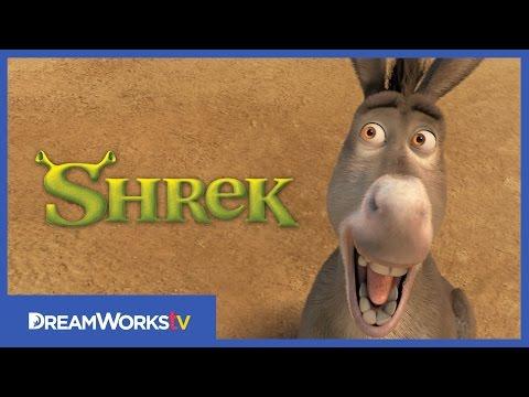 Donkey Sings!   NEW SHREK