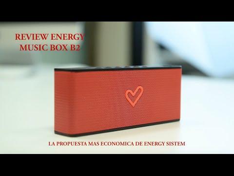 Energy System Music B2 - Review en Español