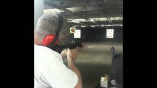 Father-In-Law .40 cal sub-rifle by Kel-Tec