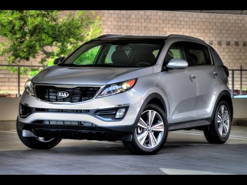 2016 Kia Sportage Start Up, Road Test, and Review 2.4 L 4-Cylinder