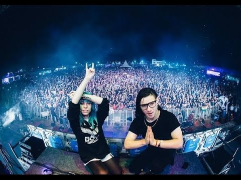 Skrillex | Multi - creative lead Dubstep world trend - midnight quickie - forever young