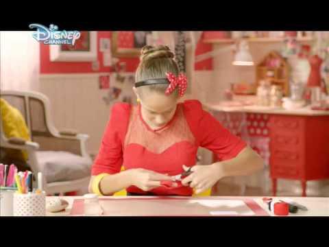 Minnie és Te - Cipő dísz [Disney Channel Hungary]