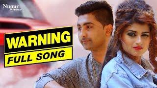 Warning | Sunny Sunny Himanshi Goswami VK John | Latest Haryanvi Songs Haryanavi 2018 | Nav Haryanvi