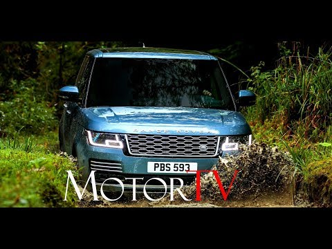 SUV : NEW 2018 RANGE ROVER l Refinement (ENG)