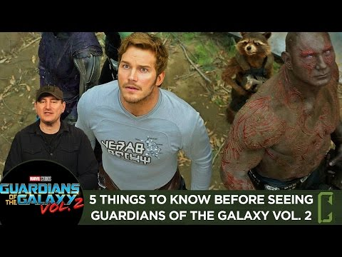 5 Things To Know Before Seeing Guardians Of The Galaxy Vol. 2 - Collider Video