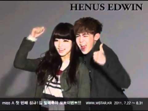 [BaeSuzy/배수지] Aug. 2011- Suzy ver. missA&Nichkhun E